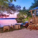 Firefly Holidays Lanterna Camp Safari Tent Outlook