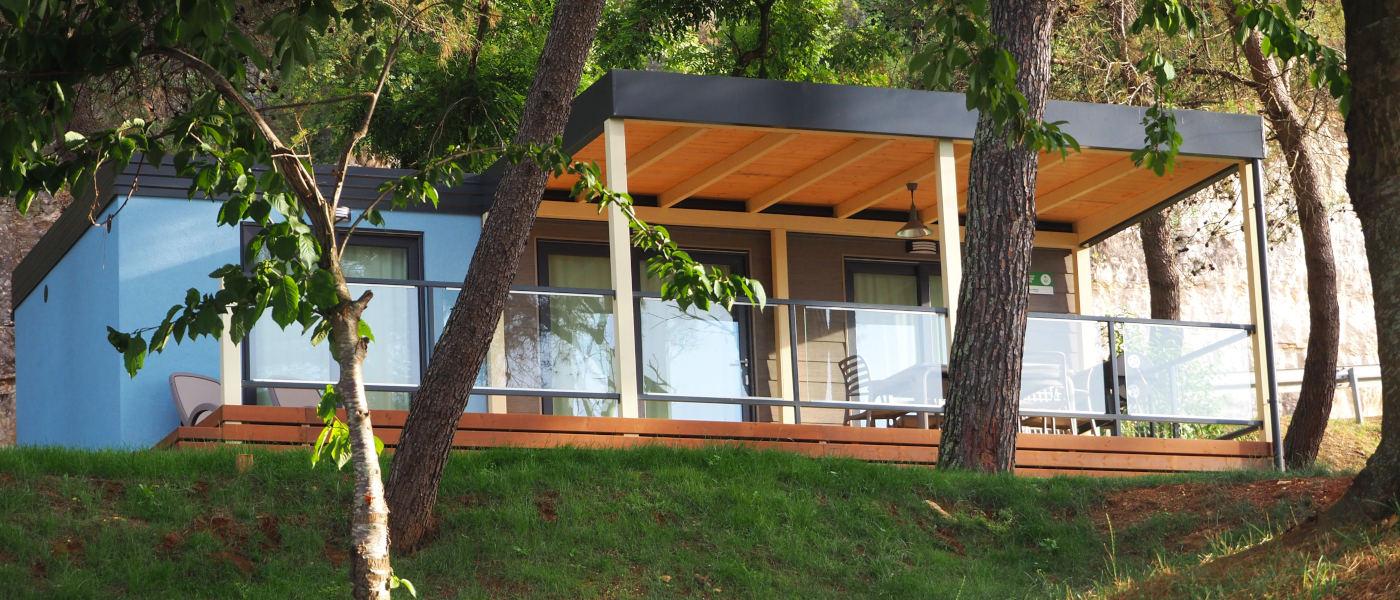 Firefly Holidays Lanterna Premium Camping Resort Premium Home