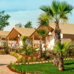 Firefly Holidays Lanterna Premium Camping Resort Safari Tents