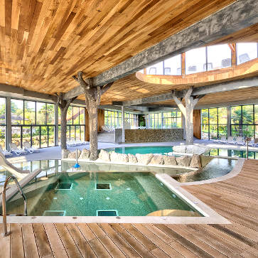 Firefly Holidays Sequoia Indoor Pools 1 363