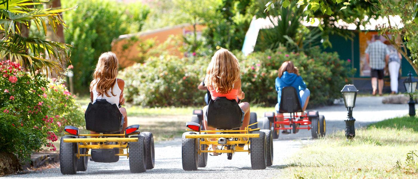 Firefly Holidays Sequoia Parc Go-Karts