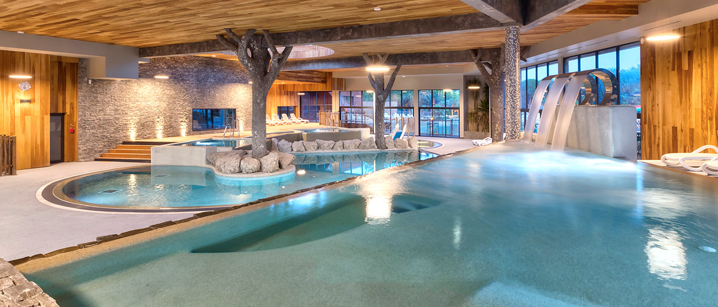Firefly Holidays Sequoia Parc Indoor Pools 2