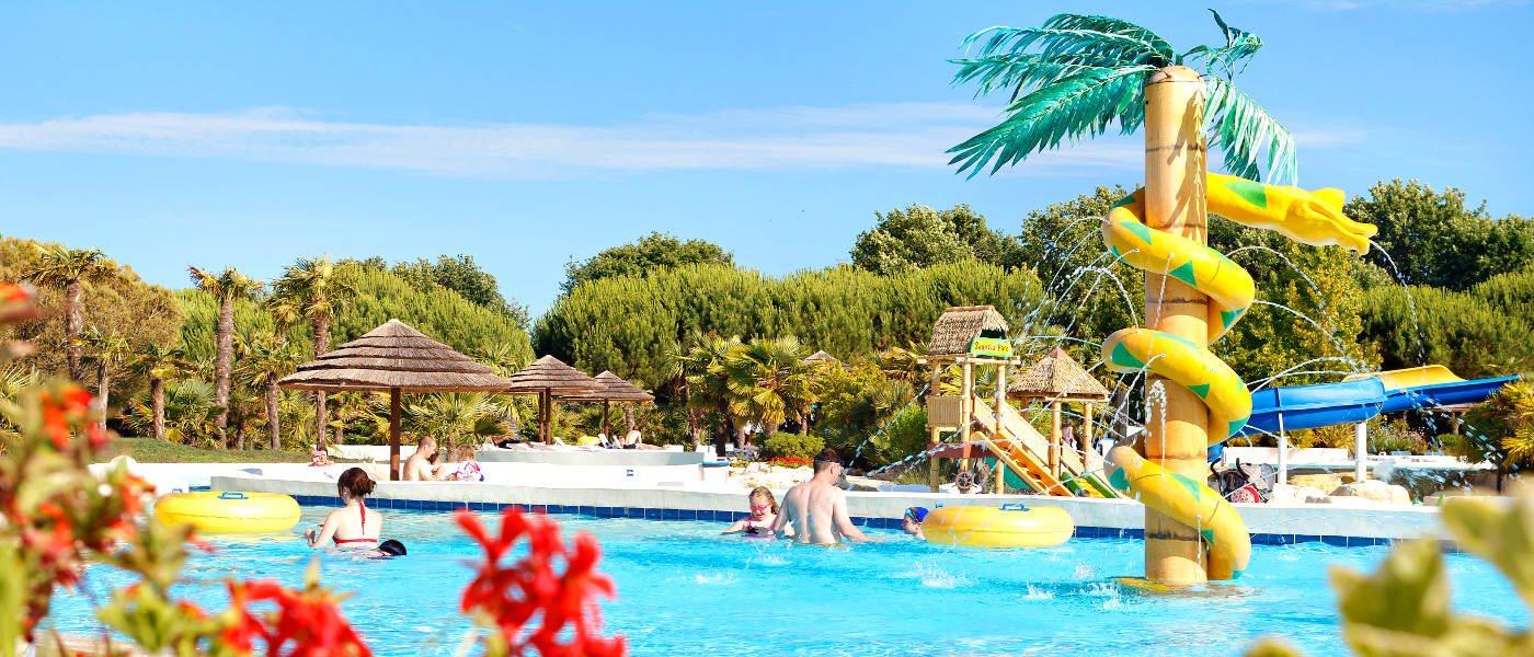 Firefly Holidays Sequoia Parc Kids Pool