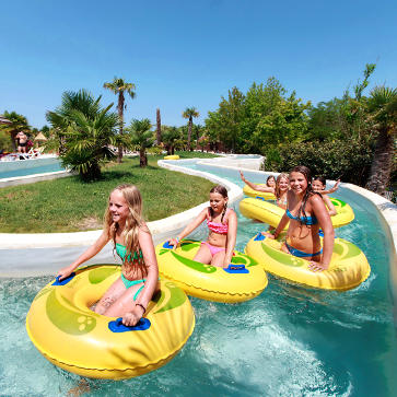 Firefly Holidays Sequoia Parc Lazy River 363