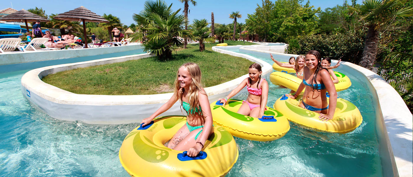 Firefly Holidays Sequoia Parc Lazy River