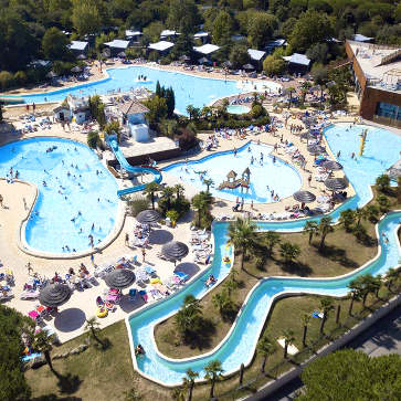 Firefly Holidays Sequoia Parc Main Pools 4 363
