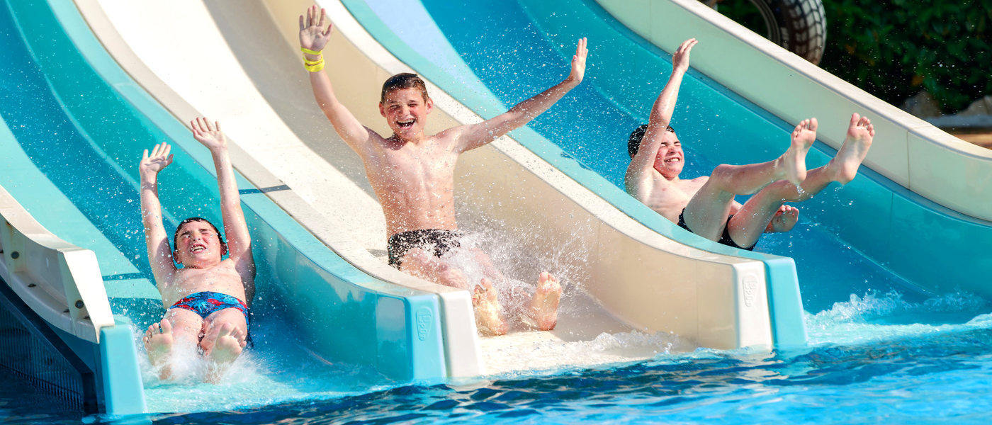 Firefly Holidays Sequoia Parc Waterslide