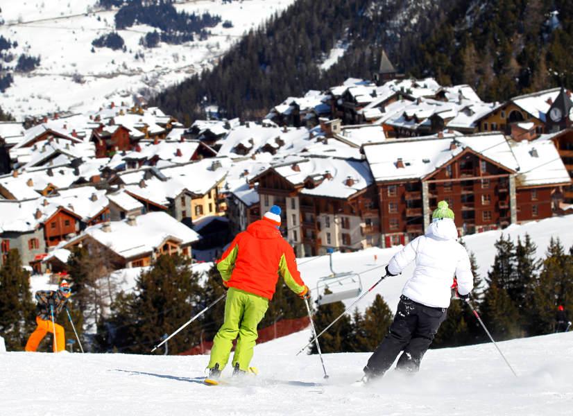 Arc 1950 Le Village Ski Above 600h