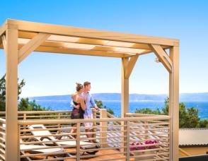 Firefly Holidays Krk Premium Camping Resort Premium Garden Terrace Thumb