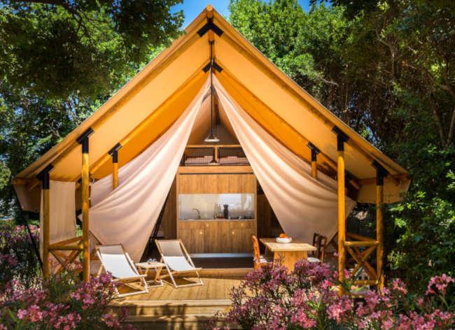 Firefly Holidays Krk Premium Camping Resort Safari 472h