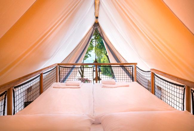 Firefly Holidays Krk Premium Camping Resort Safari Mezzanine 440h