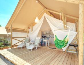 Firefly Holidays Lanterna Camping Maro Safari Tent Thumb