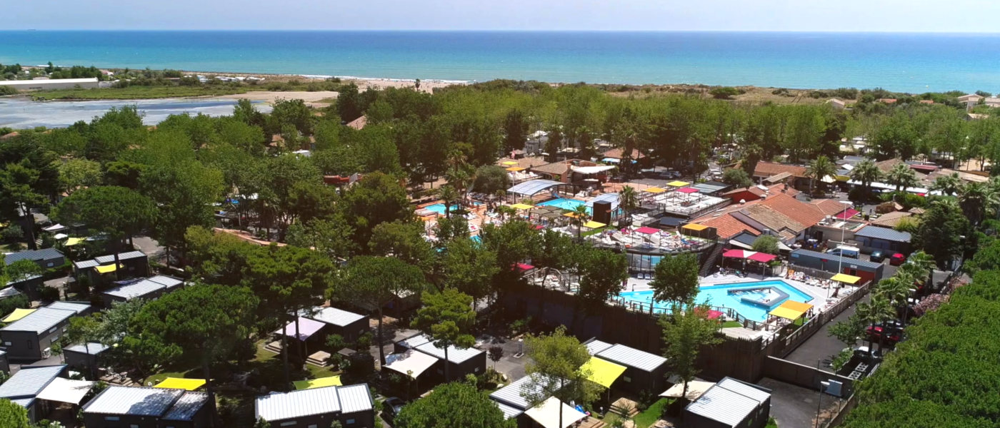 Firefly Holidays Les Sablons Aerial 2