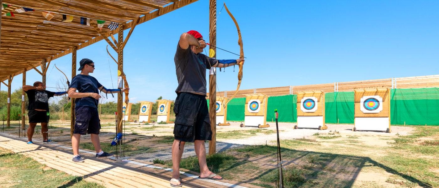 Firefly Holidays Les Sablons Archery