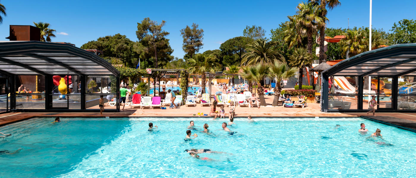 Firefly Holidays Les Sablons Covered Pool