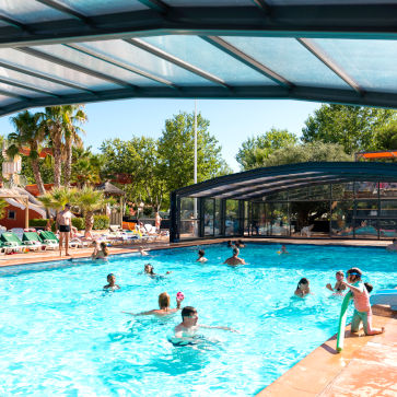 Firefly Holidays Les Sablons Covered Pool 363