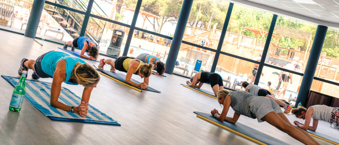 Firefly Holidays Les Sablons Gym