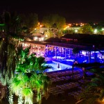 Firefly Holidays Les Sablons Night Aerial
