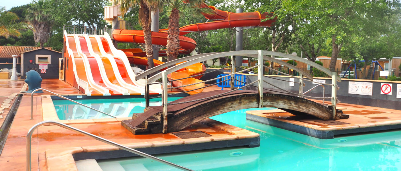 Firefly Holidays Les Sablons Waterslides