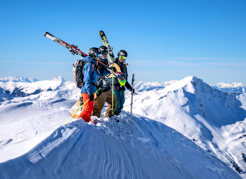Firefly Holidays Ski Saalbach Offpiste 600h