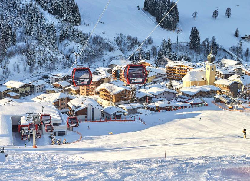 Firefly Holidays Ski Saalbach Slopes 2 600h