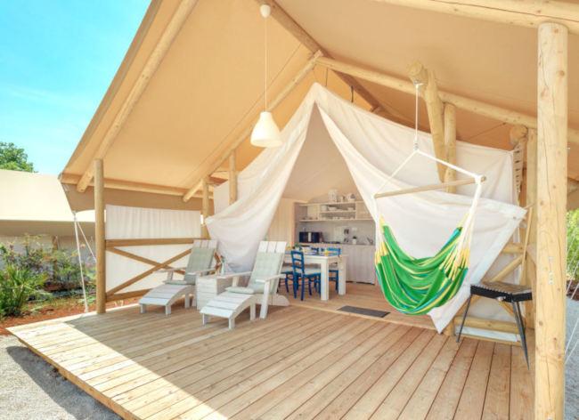Firefly Holidays Lanterna Camping Maro Safari Tent 472h