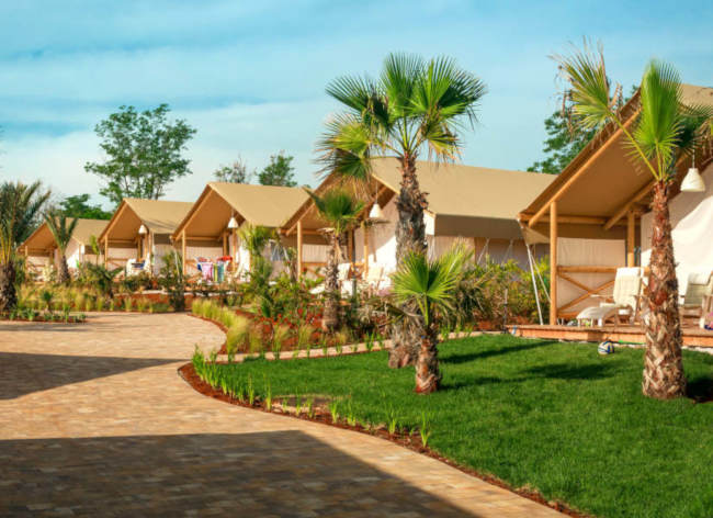 Firefly Holidays Lanterna Camping Maro Safari Tents 472h