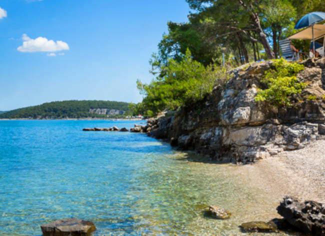 Firefly Holidays Croatia Road Trip Lanterna Coastline