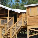Firefly Holidays Les Alicourts Explorer Lodge Exterior