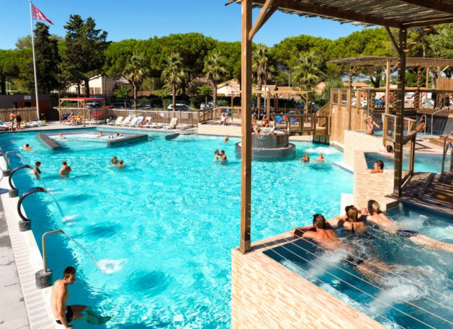 Firefly Holidays Les Sablons Spa Pool 600h