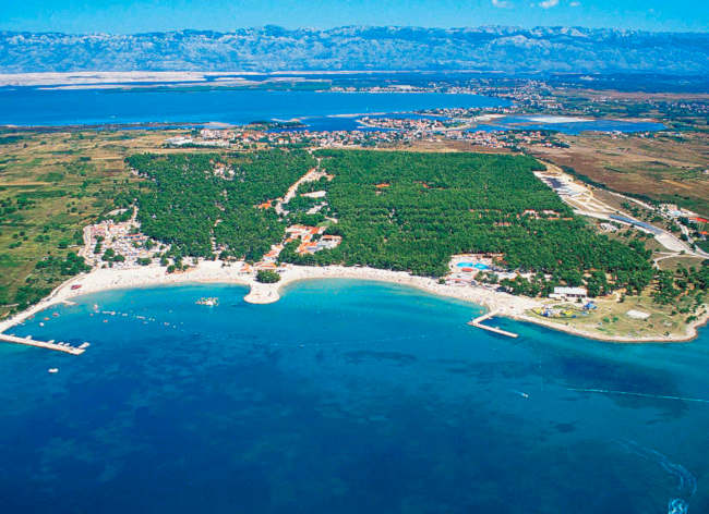Firefly Holidays Croatia Road Trip Zaton Location