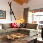 Avenida Mountain Resort Penthouse 3 Living Area