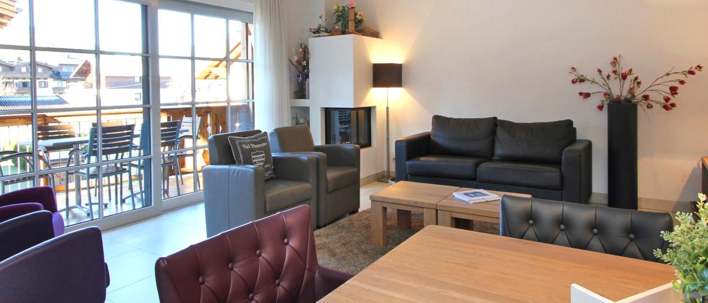 Avenida Mountain Resort Penthouse Living Area