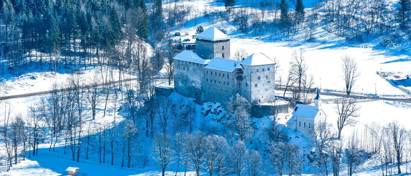 Firefly Holidays Kaprun Castle