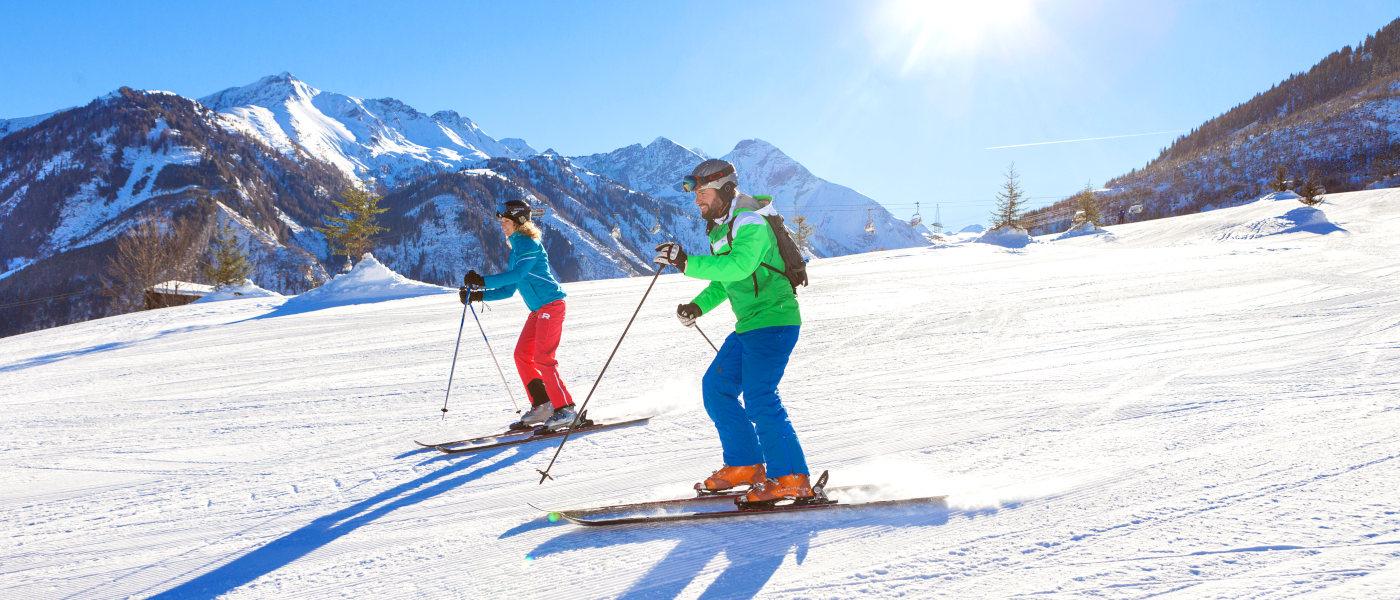 Firefly Holidays Kaprun Ski Maiskogel Couple