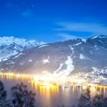 Firefly Holidays Zell and Kaprun Night View