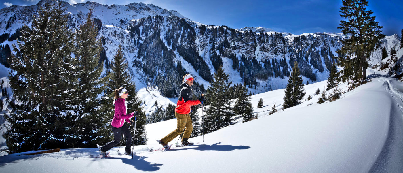 Firefly Holidays Saalbach Snowshoe