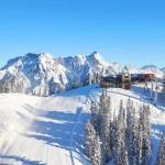 Firefly Holidays Ski Saalbach Slopes 1