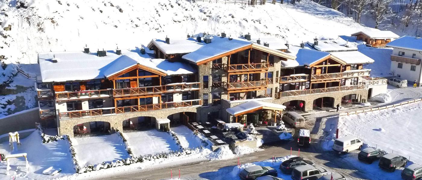 Saalbach Mountain Lodges Exterior 1