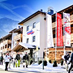 Avenida Mountain Resort Kaprun Exterior 2 300