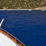 Firefly Holidays Croatia Cruises Prow View 1