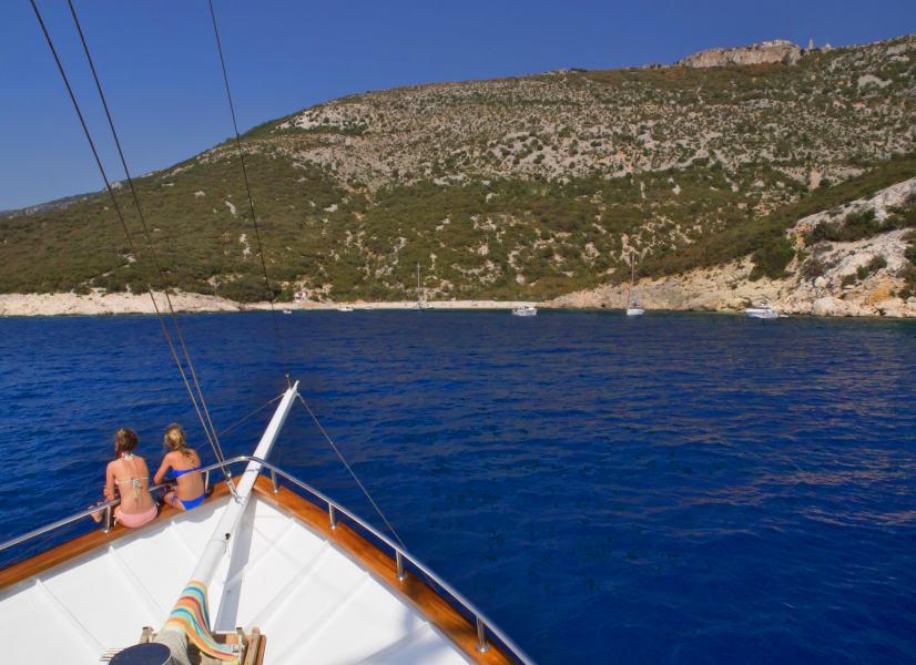 Firefly Holidays Croatia Cruises Prow View 1 600h