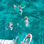 Firefly Holidays Croatia Cruises Swimmers 2