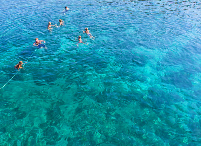 Firefly Holidays Croatia Cruises Swimmers 600h