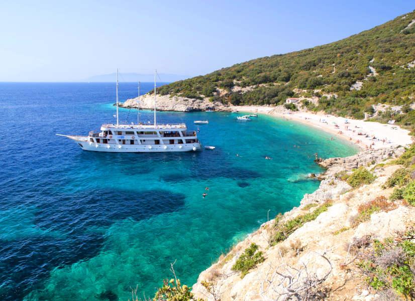 Firefly Holidays Croatia KL1 Cres 3 600h