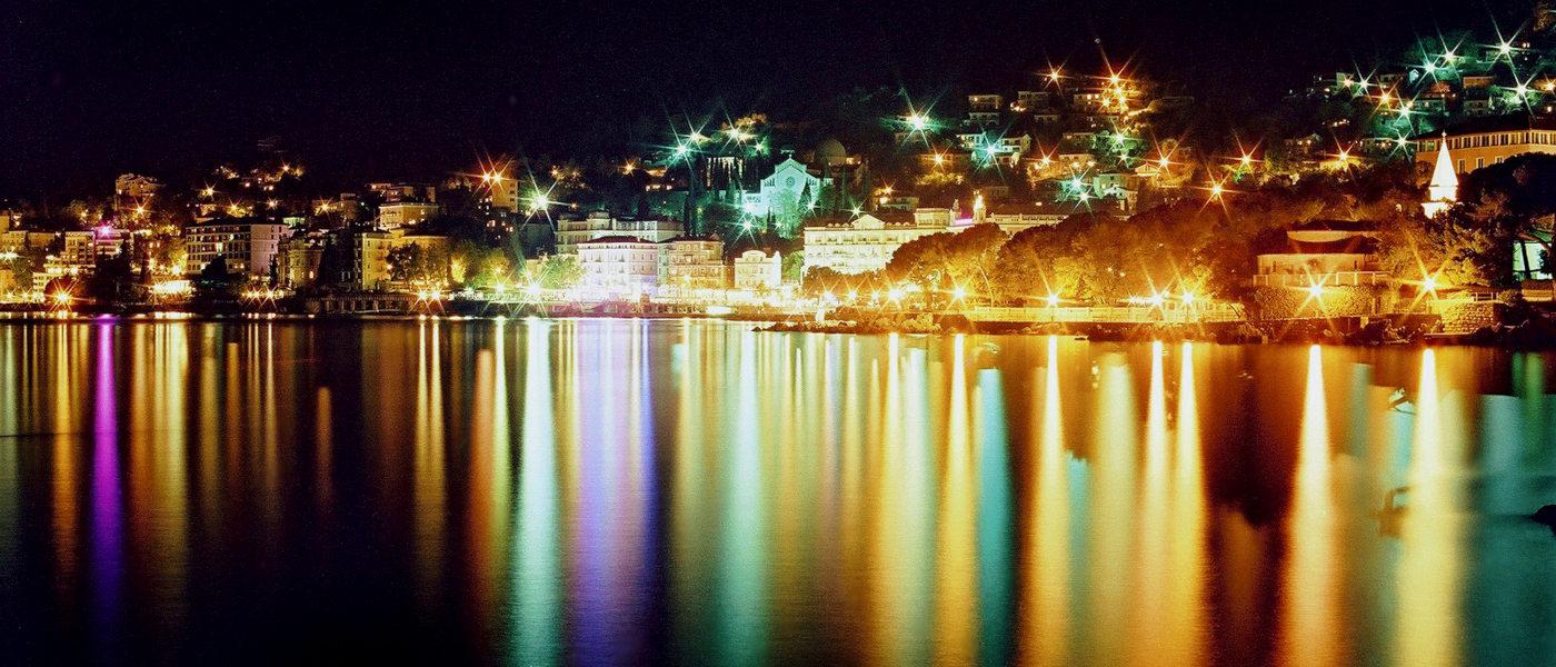 Firefly Holidays Croatia KL1 Opatija Night 2