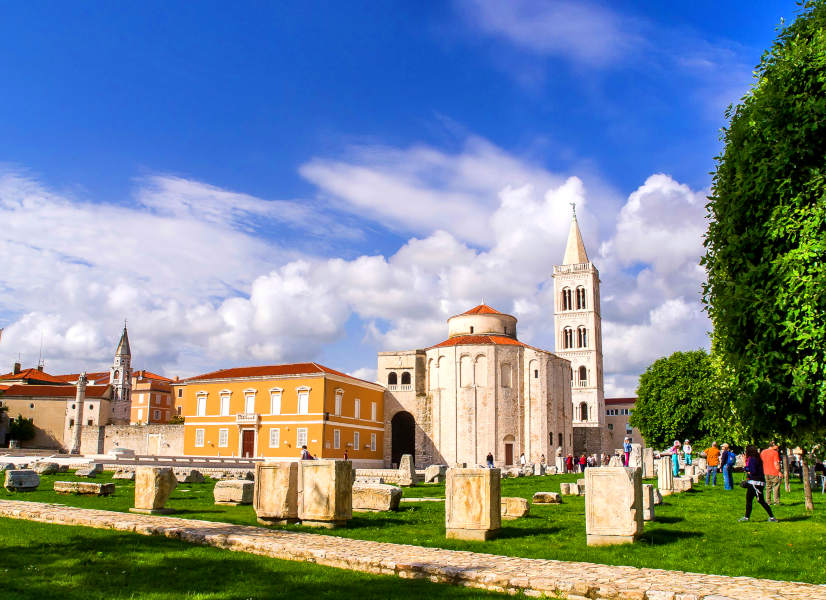 Firefly Holidays Croatia KL1 Zadar 1 600h