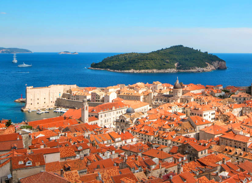 Firefly Holidays Croatia KL2 Dubrovnik 11 600h