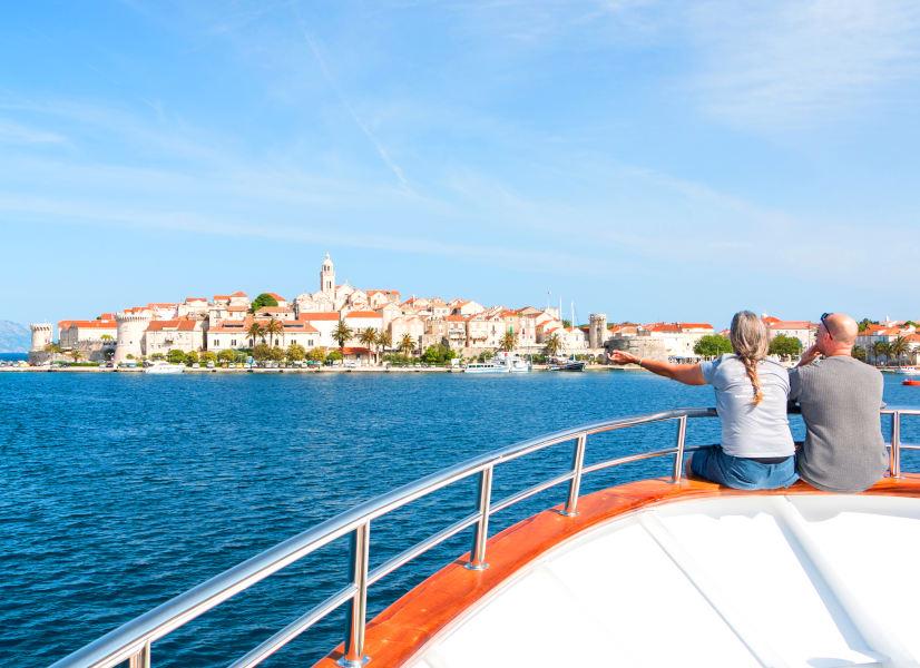 Firefly Holidays Croatia KL2 Korcula 3 600h
