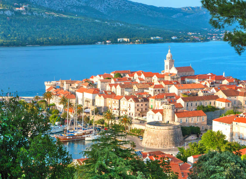 Firefly Holidays Croatia KL2 Korcula 4 600h